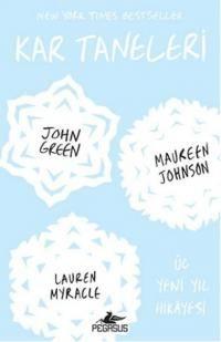 İngilizce Adı: Let it Snow Seri: Yok Basım Tarihi: Ocak, 2017 Yayınevi: Pegasus Sayfa Sayısı: 336 Çeviri: Çiçek Eriş Konusu: Son 50 Yılın En Feci Kar Fırtınası… Kara Kışın Ortasında, Üç Roman…
