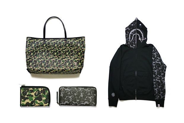 Image of JAM HOME MADE x A Bathing Ape Capsule Collection