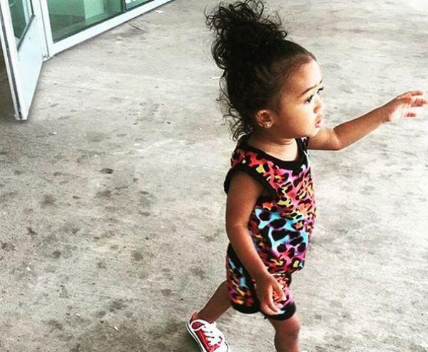 Royalty Brown, Chris Brown's daughter... she's so cute!