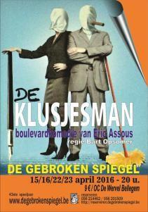 De klusjesman (Eric Assous) door De Gebroken Spiegel - 2/4