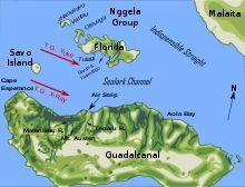 Guadalcanal Campaign - Wikipedia the free encyclopedia