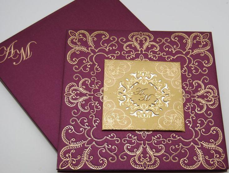 Wedding Invitation Cards Uk: Muslim Wedding Cards, Islamic Wedding Invitations