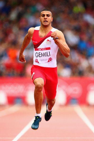 Adam Gemili 100m silver - Commonwealth Games final