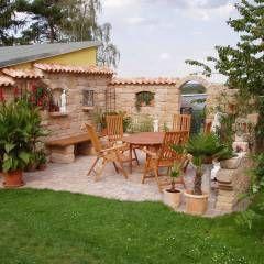 die besten 25+ mediterrane terrasse ideen auf pinterest, Gartenarbeit ideen