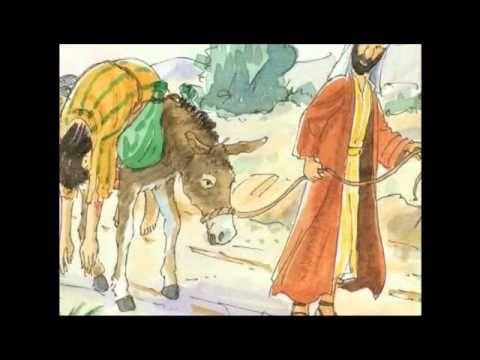 De Barmhartige Samaritaan (Bijbelverhaal voor de kleintjes) - YouTube