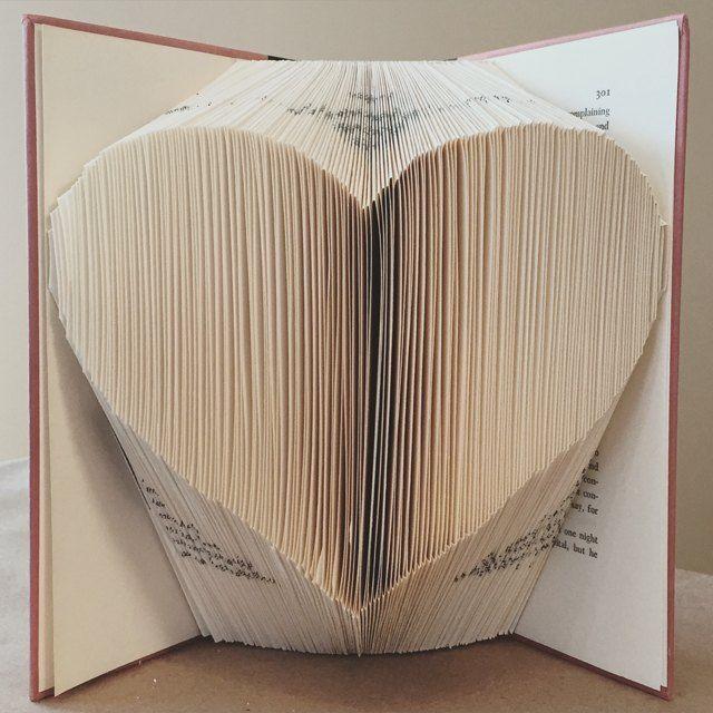 Folded+Books...