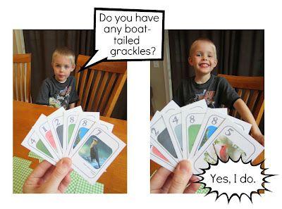 Relentlessly Fun, Deceptively Educational: Go Birdwatching! [Printable Game]: Birdwatching Cardgame, 13 Birds, 01 05 Bird, Board Games Dice, Relentlessly Fun, Bird Watching
