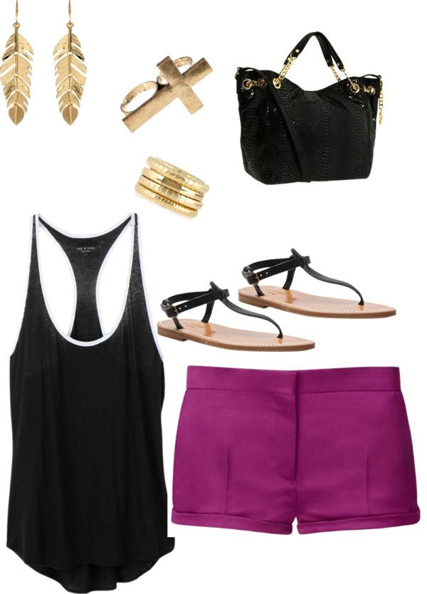"""Summertime outfit"" by jesslew-jl on Polyvore"