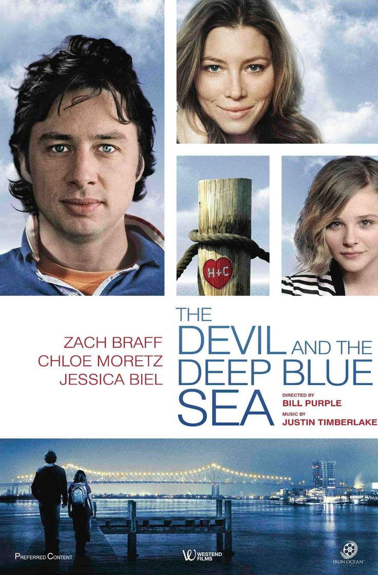 The Devil and the Deep Blue Sea , starring Jonathan LaPaglia, Don Franklin, Norman Lloyd, Justina Vail. N/A #Sci-Fi #Action #Drama