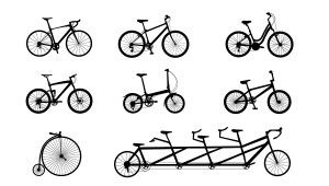 Van loopfiets tot e-bike