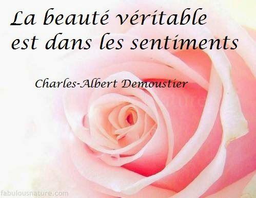 """My fashion is modesty: """"La beauté véritable est dans les sentiments"""" Char..."""