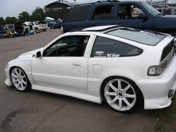 Honda CRX Page 114 - View all Honda CRX at CarDomain