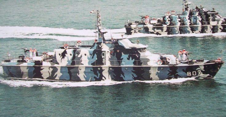 KRI Boa (807) merupakan kapal pertama dari kapal perang jenis Kapal Cepat kelas Boa milik TNI AL. KRI Boa merupakan kapal PC 36M, sebuah produk Fasilitas Pemeliharaan dan Perbaikan (fasharkan) TNI AL, Mentigi. Diluncurkan pada tahun 2004. Kapal ini bertugas sebagai armada patroli cepat yang beroperasi laut dangkal, dan sebagai kapal perang terbatas anti kapal permukaan.