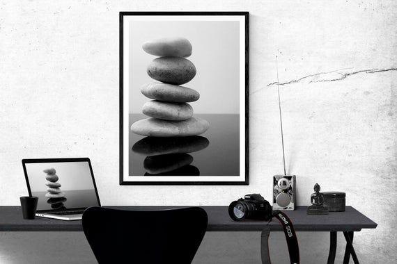 Zen Stones Print Minimalist Wall Art Zen Art Photography Etsy In 2020 Minimalist Wall Art Zen Wall Art Zen Art