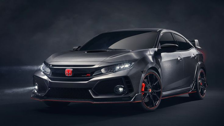 Honda's legendary Civic Type R is back, and this time it's headed for the US.