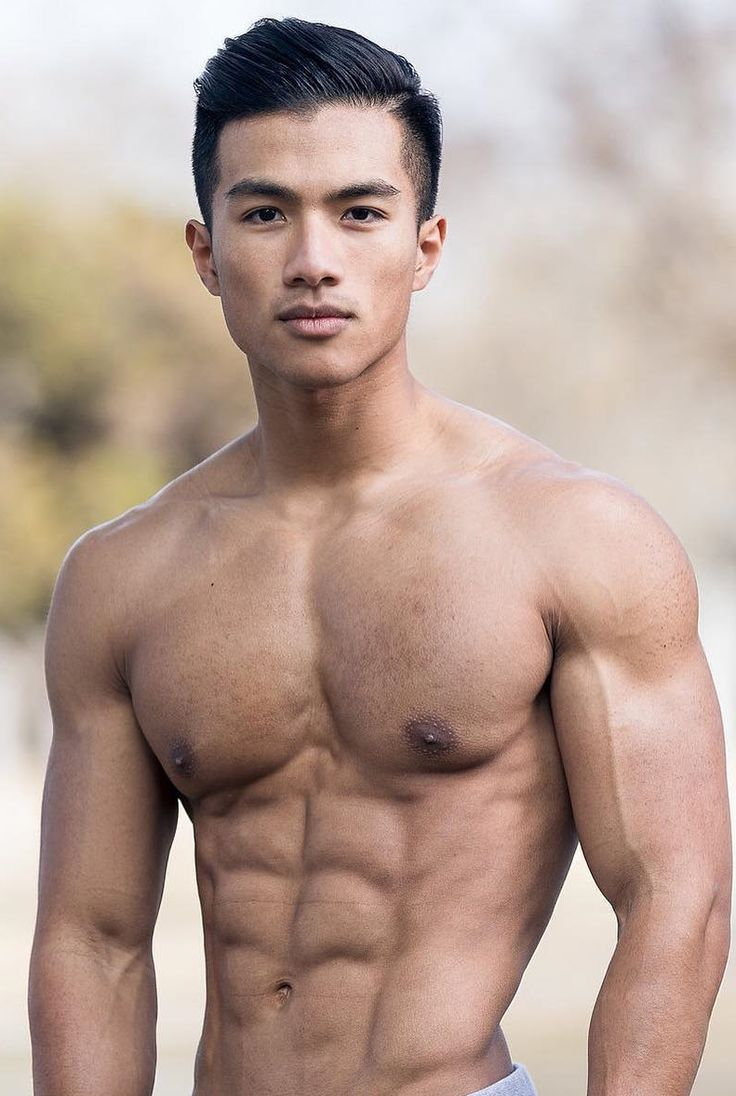 Beautiful Men Gay Pics  Fitness  Sexy Asian Men, Asian -2933