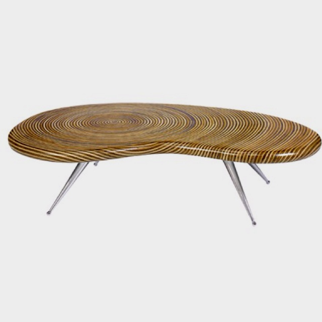 Kidney Bean Coffee Table Furniture Pinterest