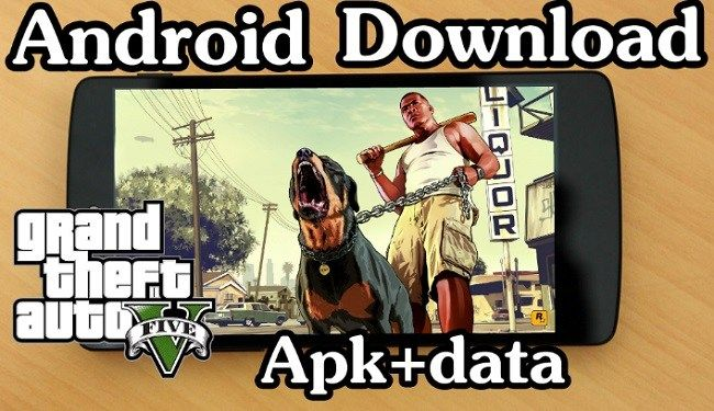 GTA 5 APK + Data Free Download | Technology | Play gta 5