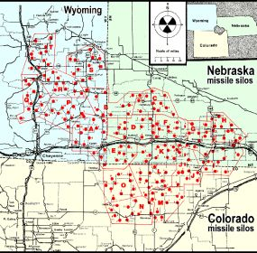 Best Army Images On Pinterest Army Military And Armored - Map of us missile silos