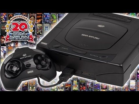 SEGA SATURN CRACKED AFTER 20 YEARS IT'S RELEASE