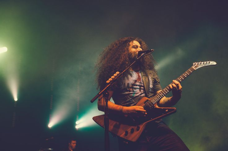 COHEED AND CAMBRIA literally shook the floor of 'The Theater at MSG'! || © Sonic Highlark #nyc #livemusic #musicphotography