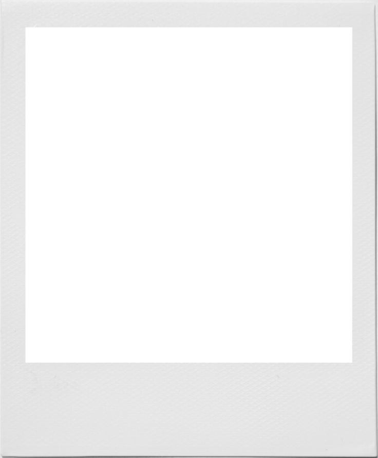 polaroid template - Google Search