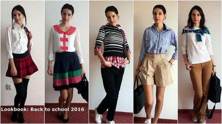Lookbook: Back to school