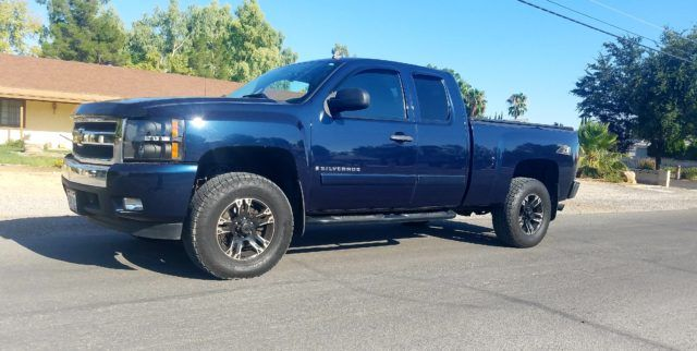 2007 Chevy Silverado 4wd After Ready Lift 3