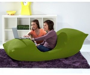 LOCATION: Basement Rec Room/Office Hangout  PRICE: $250 Yogibo Bean Bag
