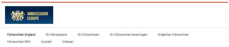 Anders als ein Fuhrerschein aus einem Nicht EU Staat muss einEU Fuhrerscheinnicht nach einer gewissen Zeit umgeschrieben werden. http://eu-fuehrerschein-england.de/