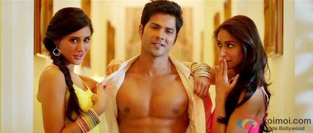 Main Tera Hero Theatrical Trailer | Too Much Of A Shirtless Varun Dhawan