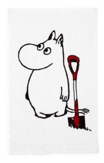Finlayson Lumimuumi Patterned hand towel | Lumimuumi- painettu velourpikkupyyhe 6 €