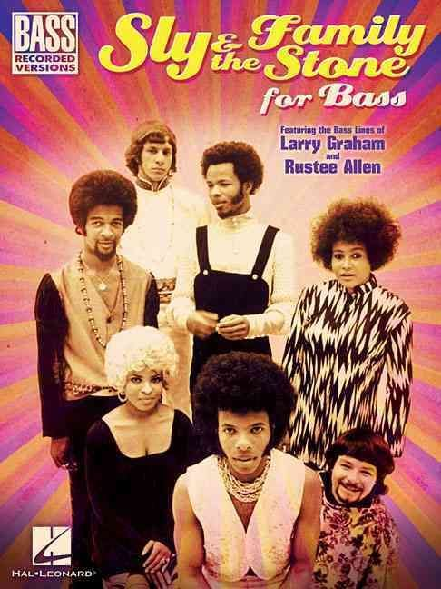 (Bass Recorded Versions Persona). Now you can play the bass grooves note for note from the masters of funk bass, Larry Graham and Rustee Allen. This collection features 13 of their best transcribed fo