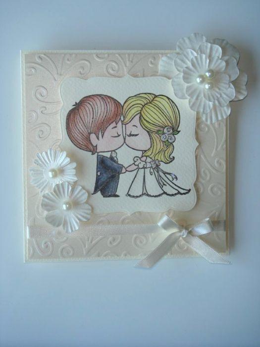 Moretta Creations: CARD MATRIMONIO!!!