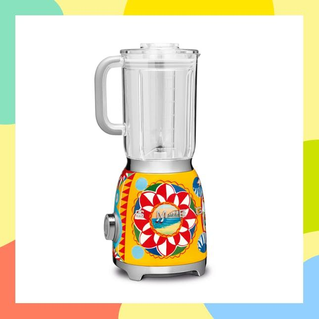Dolce & Gabbana Is Releasing a Line of Whimsical Kitchen Appliances — and We Have Pics!