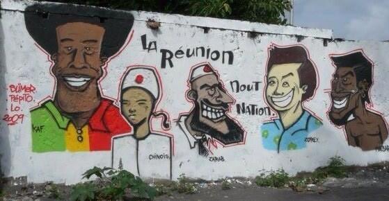 Multiracial people - Reunion Island