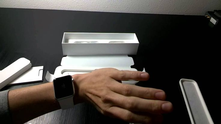 Apple Watch Unboxing @bethsteffel
