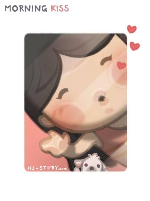 HJ-Story :: Morning Kiss
