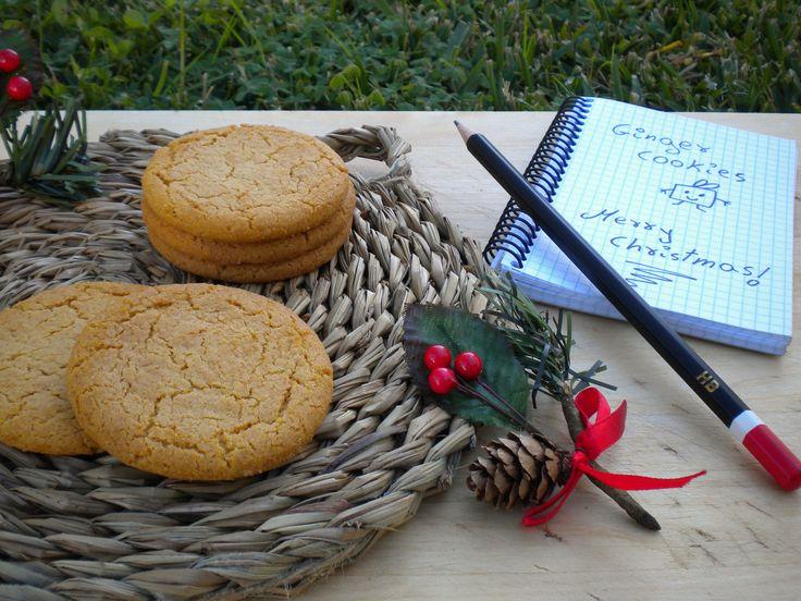 Galletas de jengibre navideñas http://lacocinamagicademanu.blogspot.com.es/2014/12/galletas-de-jengibre-navidenas.html