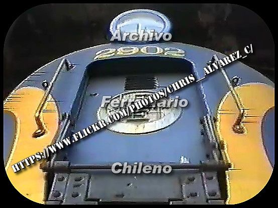 "https://flic.kr/p/qxjv5m | ""Golden Snake"" Heavy Electric Locomotive | ""Golden Snake""  Double-Ended Heavy Electric  Passenger Locomotive class 29. Chilean Railways. Unit 2902 at earlier dates his scrapped."