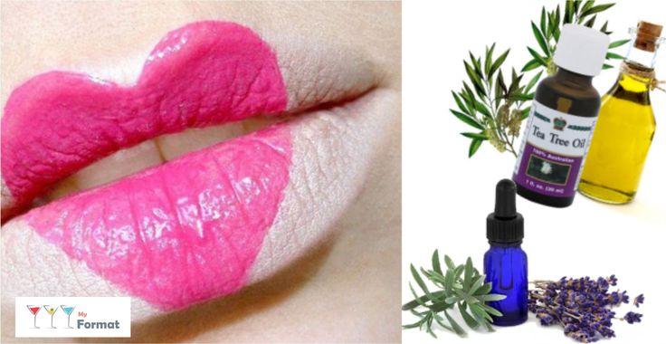 МАСЛО для ГУБ!! Уход за губами в домашних условиях — рецепты на основе растительных и эфирных масел!! Идеальные губы — это просто! http://prini65.com/idealnye-guby-eto-prosto/