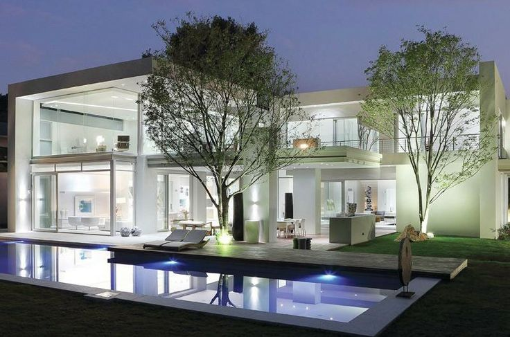Gorgeously Designed Residence in Johannesburg, South Africa