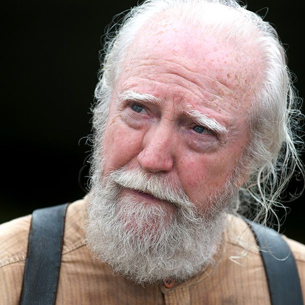 'The Walking Dead': Scott Wilson on Hershel's shocking scene | EW.com