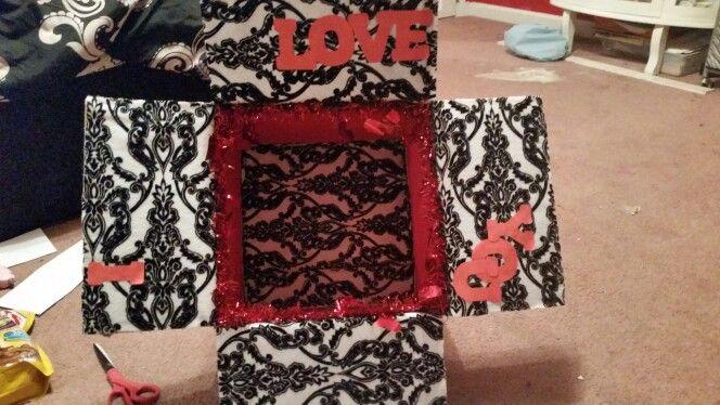 Valentines Day for your soilder