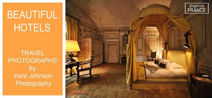 Château de Bagnols - for White Caviar Life by Kent Johnson Photography.