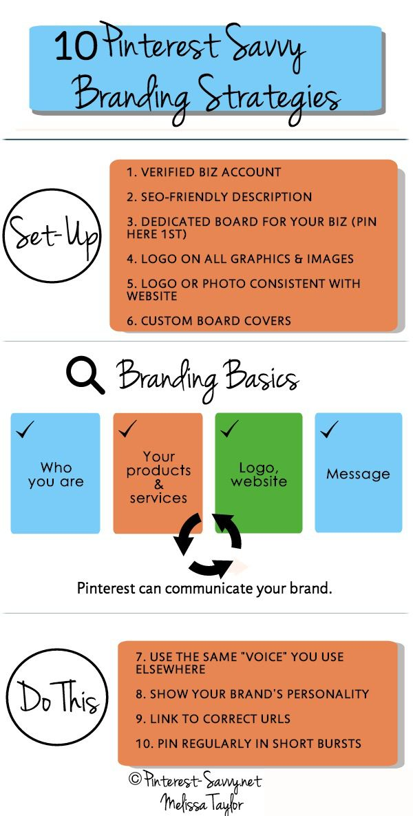 Branding your Business on Pinterest