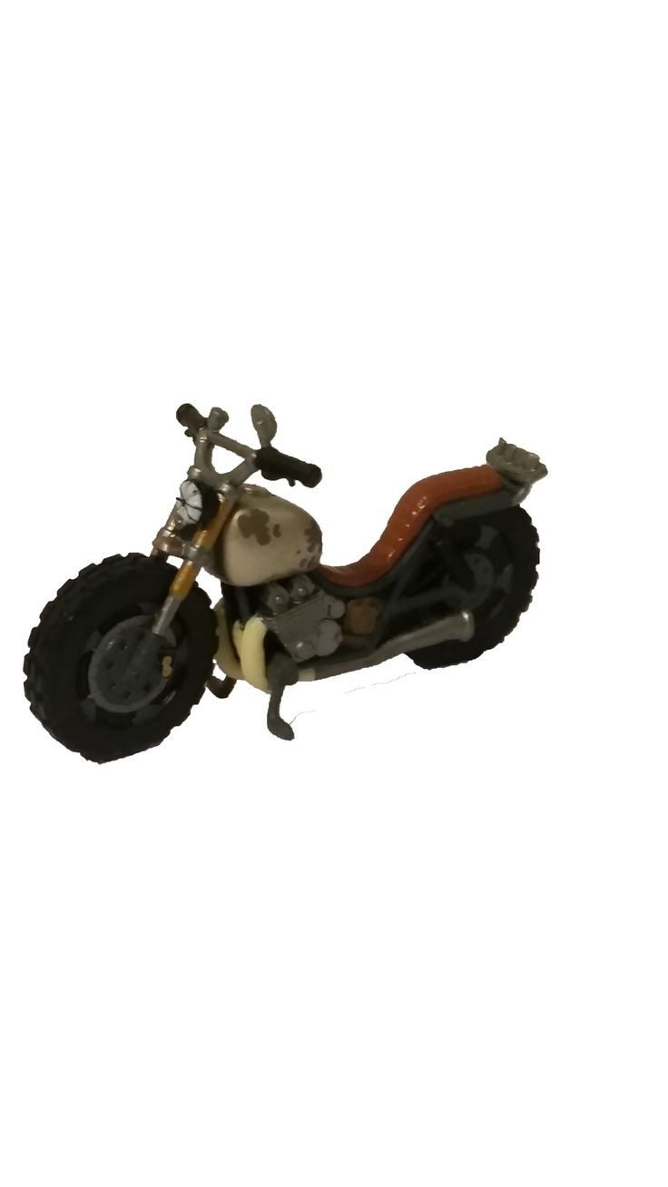 Walking Dead Series 4 Mystery Mini - Daryl's Motorcycle