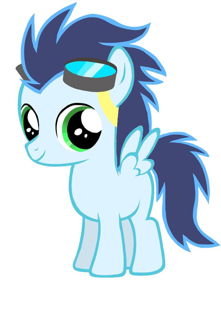 Filly Soarin Mlp My Little Pony Friendship Is Magic