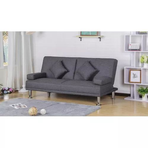Futon sofa cama barcelona for Sillon sofa cama 2 plazas