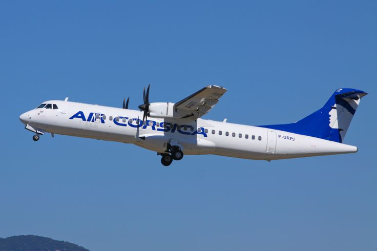 ATR 72-500 Air Corsica